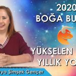 2020 Boğa Burcu ve Yükselen Boğa için Yıllık Burç Yorumları