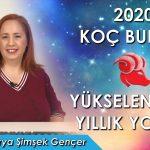 2020 Koç Burcu ve Yükselen Koç için Yıllık Burç Yorumları