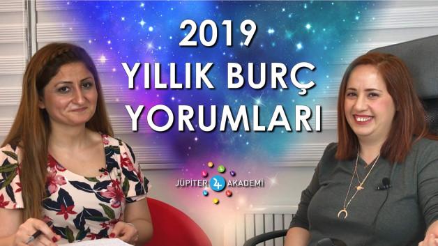 2019 Yıllık Burç Yorumları