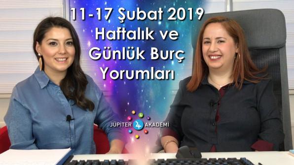 11 – 17 Şubat 2019 Haftalık Burç Yorumları ve Sevgililer Günü Tavsiyeleri