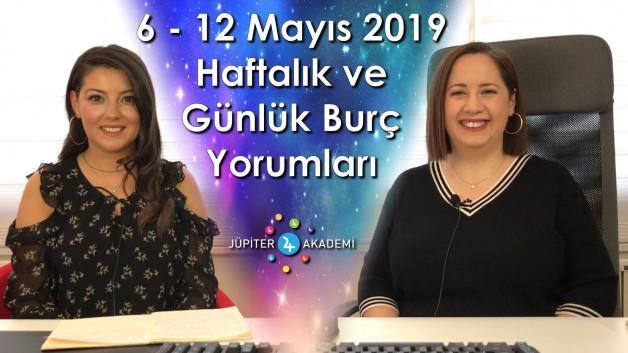 6 – 12 Mayıs 2019 Haftalık ve Günlük Burç Yorumları