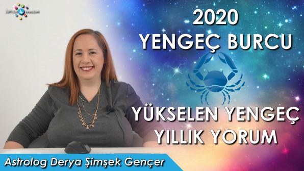 2020 Yengeç Burcu ve Yükselen Yengeç için Yıllık Burç Yorumları