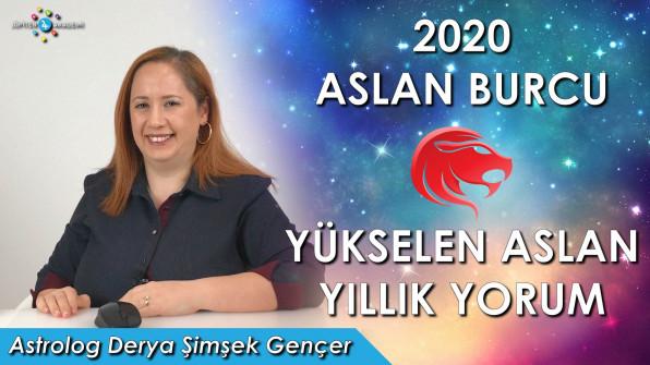 2020 Aslan Burcu ve Yükselen Aslan için Yıllık Burç Yorumları