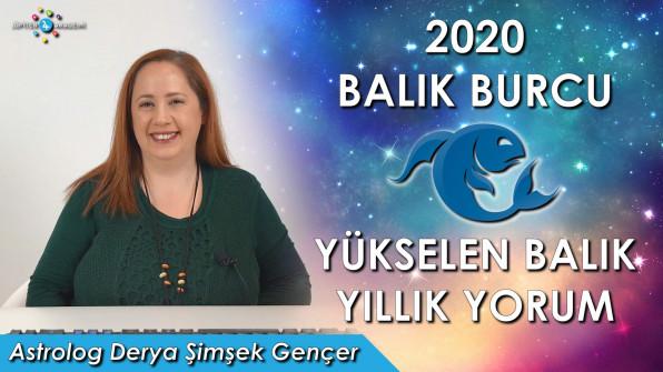 2020 Balık Burcu ve Yükselen Balık için Yıllık Burç Yorumları