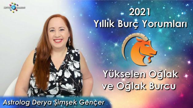2021 Yükselen Oğlak ve Oğlak Burcu için Yıllık Burç Yorumları